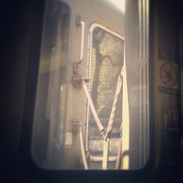 Photo taken at MTA Subway - Carroll St (F/G) by Darius A. on 4/28/2013