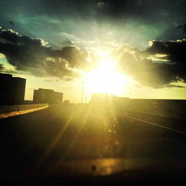 Photo taken at U.S. Highway 75 (US-75) by Clint D. on 10/26/2012
