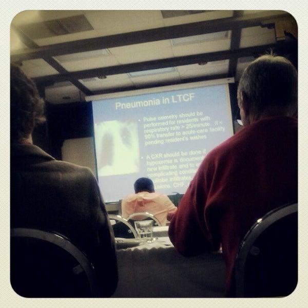 Photo taken at Salt Fork Lodge & Conference Center by Dorjan S. on 10/13/2012