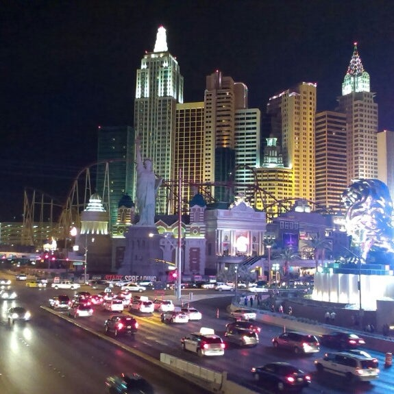 Photo taken at The Las Vegas Strip by Ivan D. on 7/27/2013