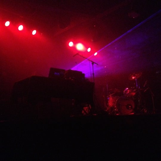 Photo taken at The Crocodile by Gerad S. on 10/12/2012
