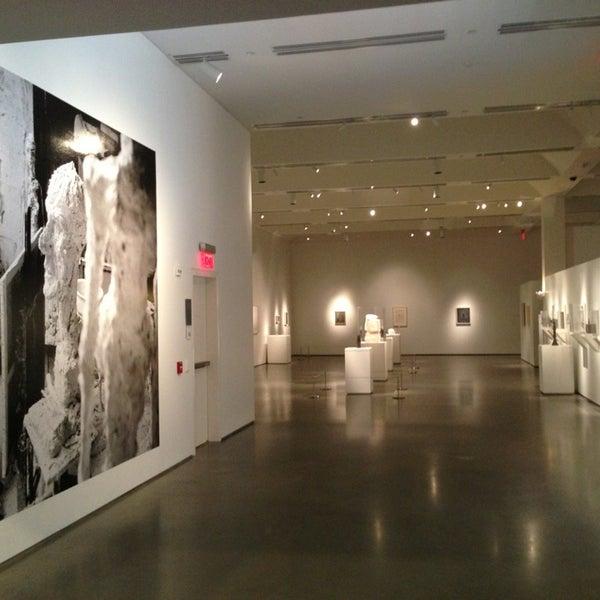 Photo taken at Bechtler Museum of Modern Art by Adam H. on 1/9/2013