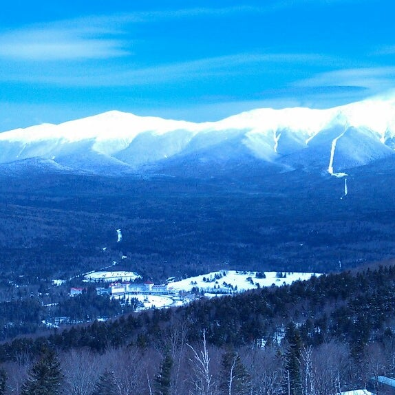 Photo taken at Bretton Woods by Josh R. on 3/19/2013