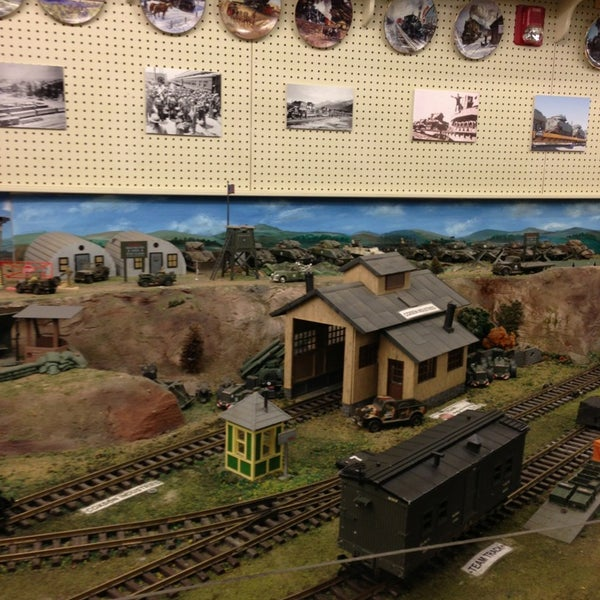Photo taken at Railroad Museum of Pennsylvania by Cristina C. on 2/19/2013