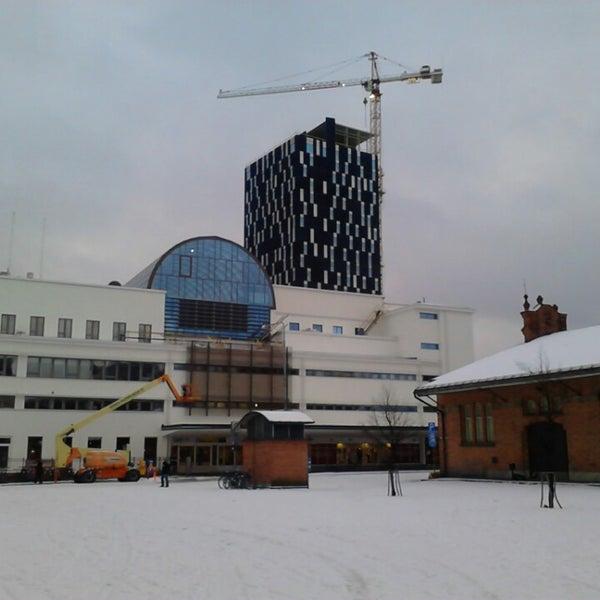 Photo taken at Tullintori by Tomi H. on 12/1/2013