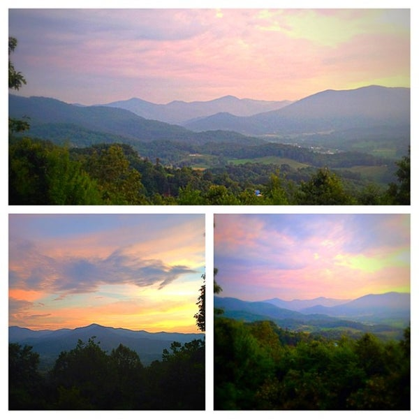 Photo taken at Waynesville, NC by Kathleen K. on 8/3/2014