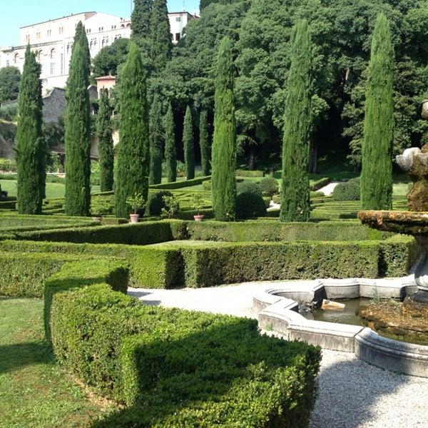 Giardino giusti park in centro storico for B b giardino giusti verona