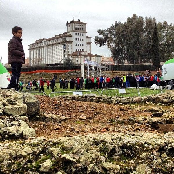 Photo taken at Circo Romano by Arild v. on 1/27/2013