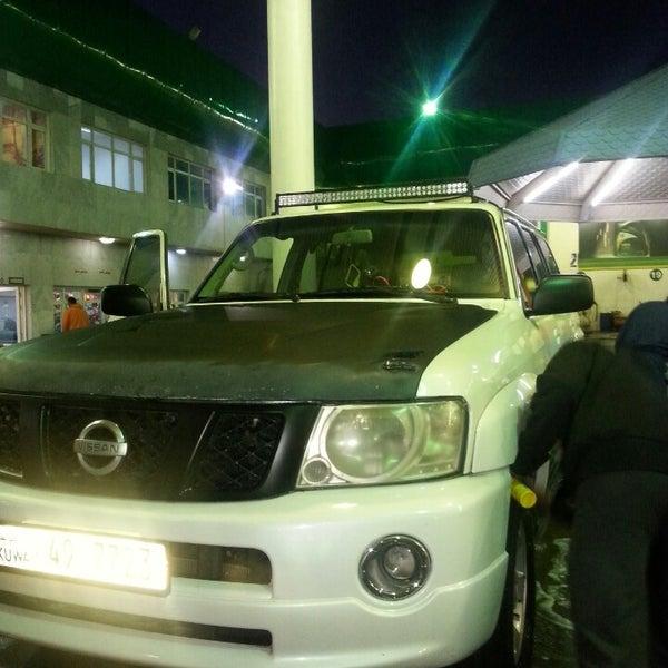 Photo taken at محطة الدبوس لغسيل السيارات by Hmany911 a. on 2/10/2014