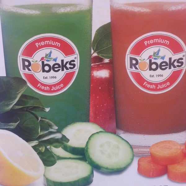 Los Angeles Smoothie: Robeks Fresh Juices & Smoothies (Now Closed)