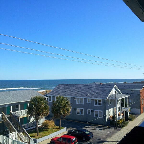 Photo taken at Carolina Beach by Benjamin S. on 3/14/2014