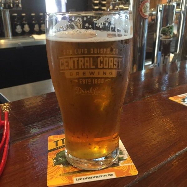 Photo taken at Central Coast Brewing by Nate L. on 9/4/2016