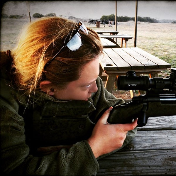 Denver Indoor Shooting Range: Shooting Range