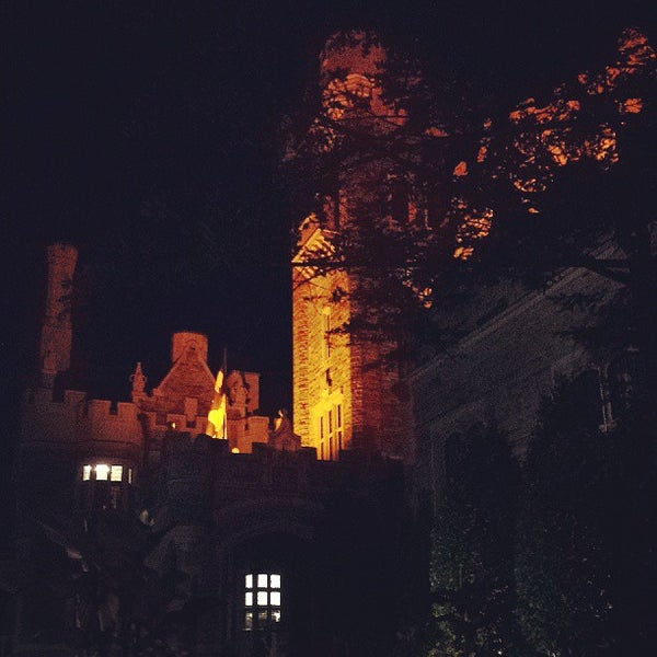 Photo taken at Casa Loma by Tiffany A. on 7/24/2013