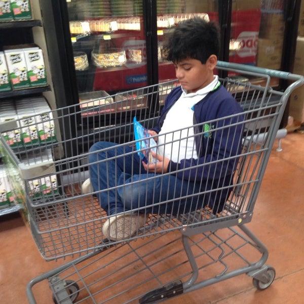 Photo taken at Walmart by Alejandra C. on 12/9/2014