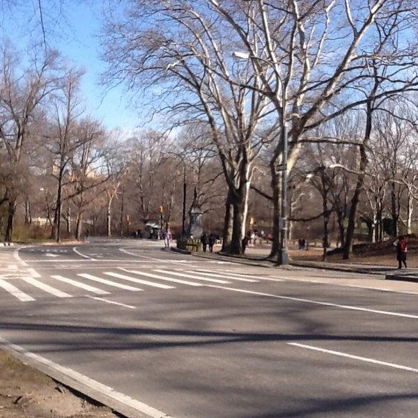 West Central Park: Central Park West- W 72 St