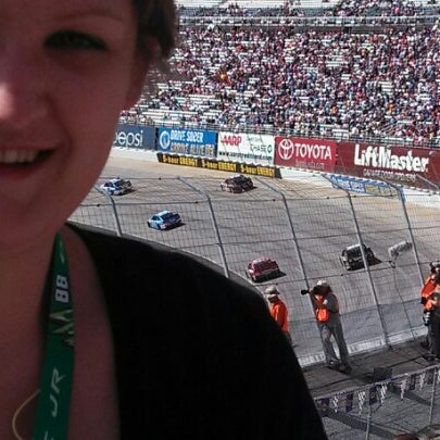 Photo taken at Dover International Speedway by John K. on 9/29/2013