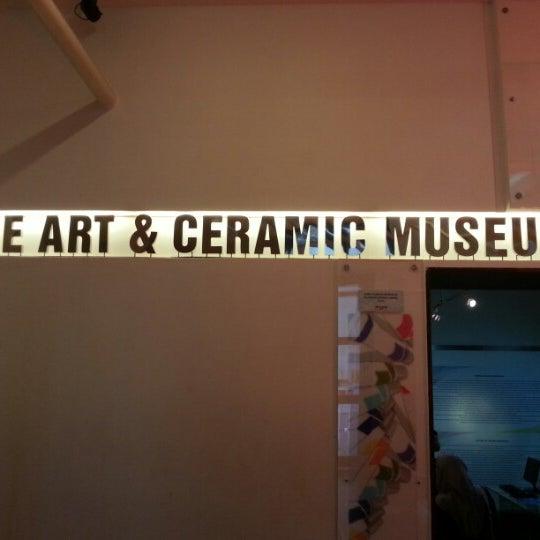 Photo taken at Museum Seni Rupa dan Keramik by dessi a. on 12/28/2012
