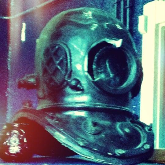 Photo taken at The Argonaut by Mandi C. on 9/15/2012