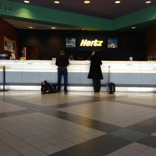 Hertz Car Rental Airport Locations