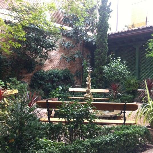 Caf del jard n chueca calle san mateo 13 for Cafe el jardin madrid