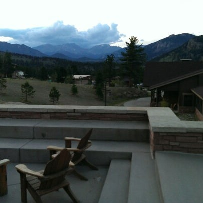 Photo taken at YMCA of the Rockies by Myles B. on 8/2/2013