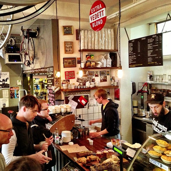 Good Hipster Coffee Shops In London