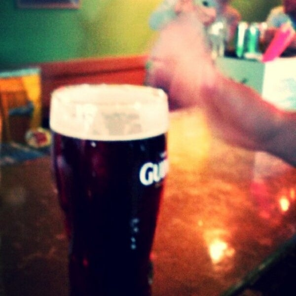 Photo taken at Dubliner Pub by Ryan F. on 5/17/2014