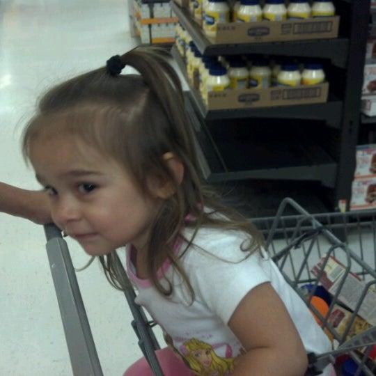 Photo taken at Walmart Supercenter by Flurski G. on 9/14/2012