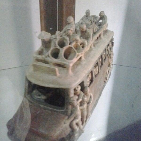 Photo taken at Museum Seni Rupa dan Keramik by Ersanto D. on 11/24/2013