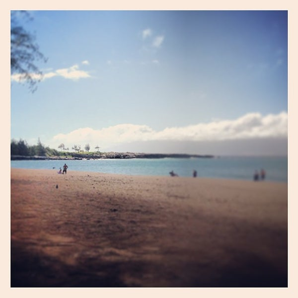 Photo taken at D.T. Fleming Beach Park by Jessica M. on 5/3/2013