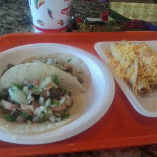 Photo taken at Roberto's Taco Shop by Ashley R. on 1/1/2013