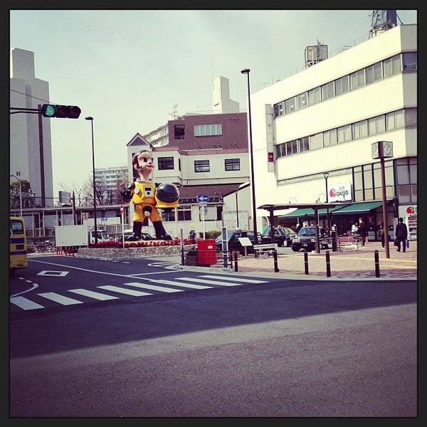 Photo taken at 阪急 南茨木駅 (Minami-ibaraki Sta.) (HK-68) by Kazu K. on 3/7/2013