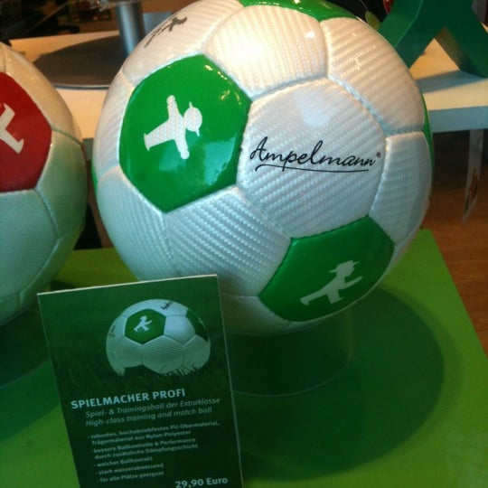 Photo taken at AMPELMANN Shop am Gendarmenmarkt by Helen P. on 11/2/2012