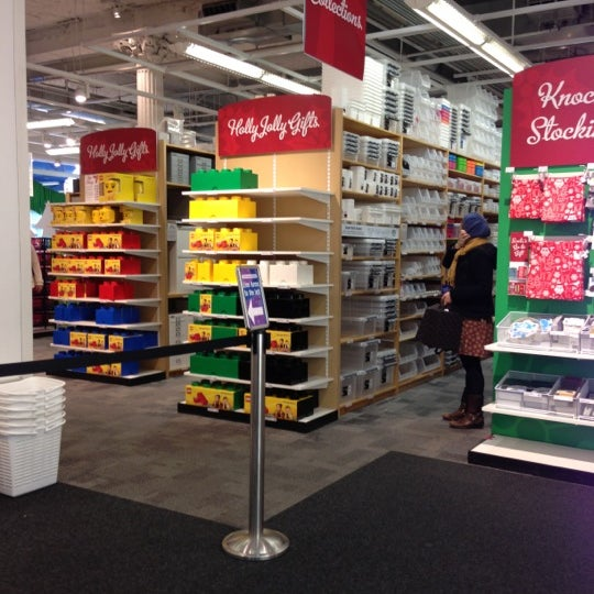 Photo taken at The Container Store by Alex T. on 11/14/2012