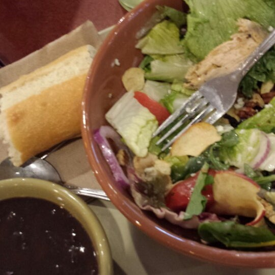 Photo taken at Panera Bread by Kelly M. on 2/25/2014