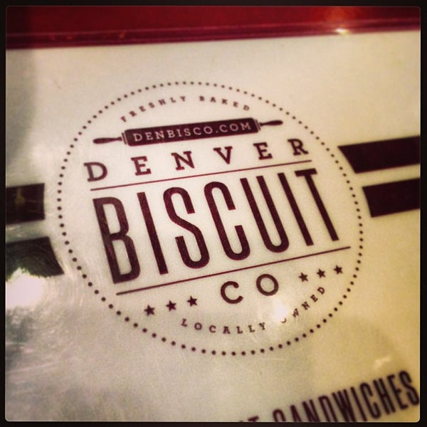 Photo taken at Denver Biscuit Company by Mike W. on 4/19/2013