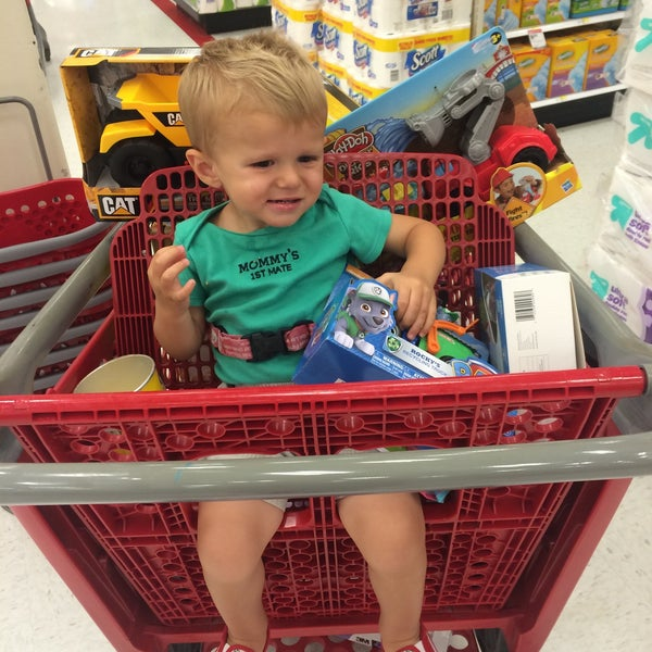 Photo taken at Target by Leslie W. on 8/3/2015