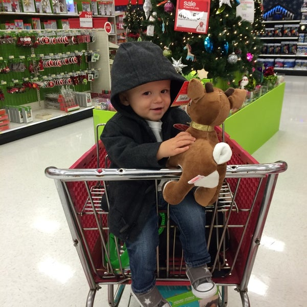 Photo taken at Target by Leslie W. on 11/18/2014