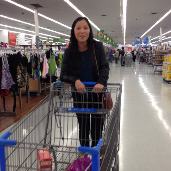 Photo taken at Walmart by Cooper M. on 10/13/2013