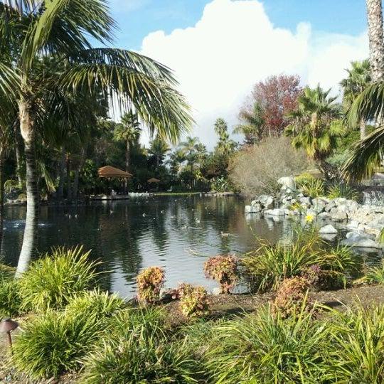 Photo taken at Paradise Point Resort & Spa by Jen Z. on 12/3/2012