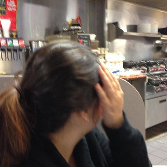 Photo taken at Waffle House by dumetru P. on 11/10/2012