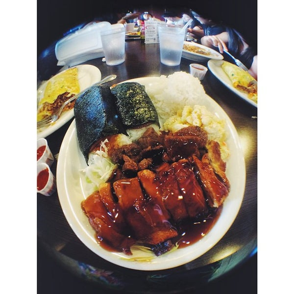 Photo taken at Aloha Kitchen by Joseph B. on 9/20/2014