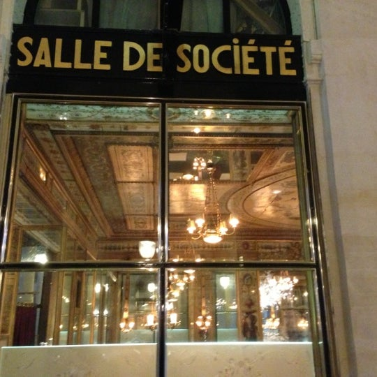 Best restaurants in paris for Best dining rooms paris