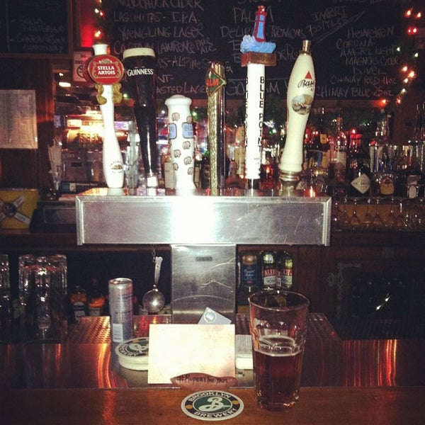 Photo taken at Bleecker Street Bar by Anneliese on 3/7/2013