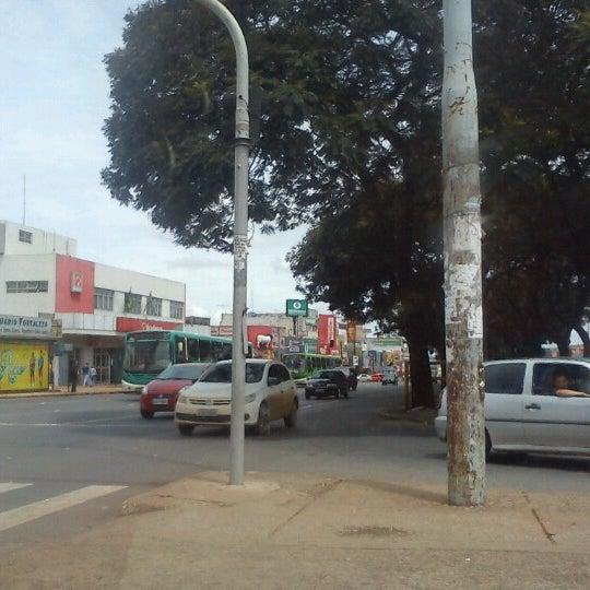 Photo taken at Taguatinga Centro by Elienai M. on 3/31/2013