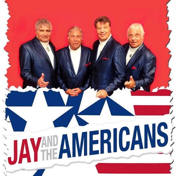 Advance Tix on sale now. Jay And The Americans July 2, 2016 at The Meadows. Back by popular demand, Great seats are still available. Dont miss this fantastic band.
