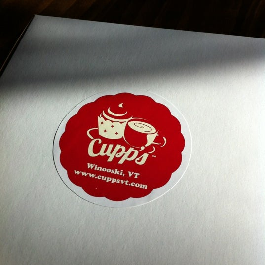 Photo taken at Cupp's Bakery by geoff s. on 12/29/2011