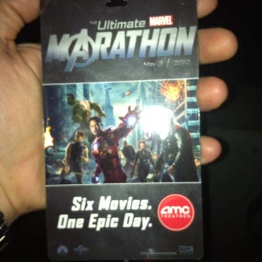 Photo taken at AMC Loews Palisades Center 21 by Rob M. on 5/3/2012