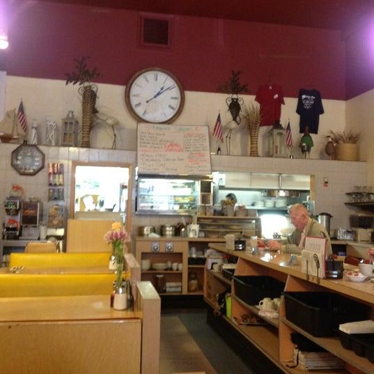 Ann S Coffee Shop Menlo Park